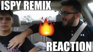 KYLE iSpy Remix feat Kodak Black REACTION