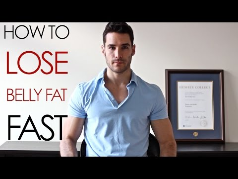 How to Lose Belly FAT (5 Easy Steps)