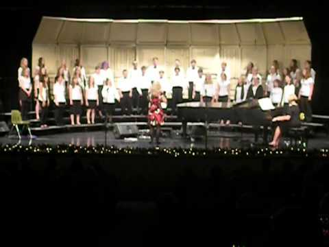 Anacortes Middle School - Gloria In Excelsis Deo