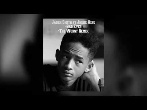 Jaden Smith Ft Jhene Aiko - The Worst (Lyrics)