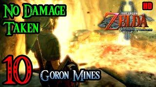 Zelda Twilight Princess Wii 100 Walkthrough 1080p Hd Part 10  Goron Mines