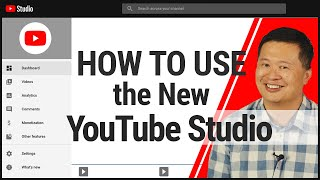 How to Use the New YouTube Studio