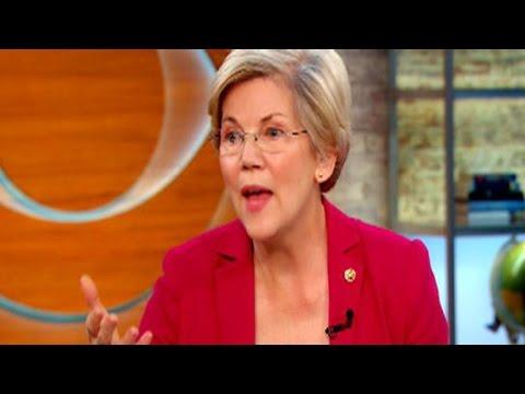 Sen. Elizabeth Warren on Ebola, midterm elections and new book