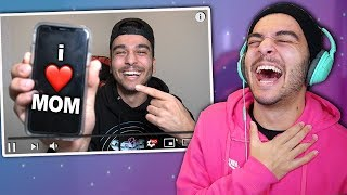 I Let My Mom Edit This Video... (REACTING TO STRANGERS EDIT THIS VIDEO)