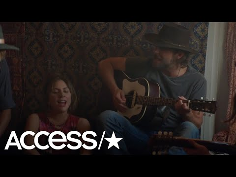 A Star Is Born: See Bradley Cooper & Lady Gaga In A Jam Session Exclusive  Access