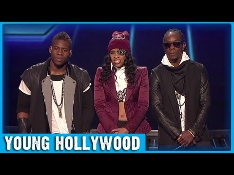 X FACTOR Finalists Lyric145 React to Their Elimination