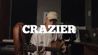 Download lagu Crazier (cover by Arthur Miguel)