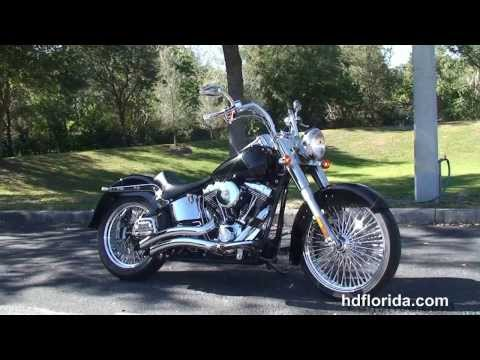 Used 2002 Harley Davidson Fat Boy Motorcycles for sale -  Crystal River, FL