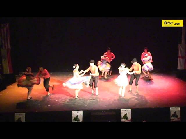 Mundo Danza 2011. Asociación Folclórica y Cultural