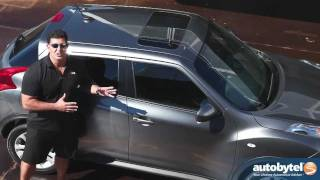 2012 Nissan Juke Test Drive & Crossover Review