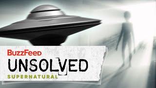 Three Bizarre Cases Of Alien Abductions