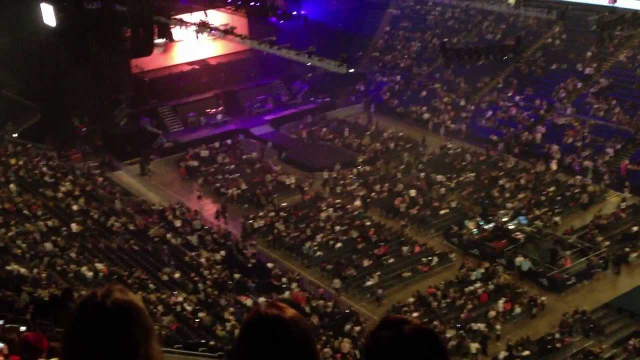 View From o2 Seats The o2 Arena London View From