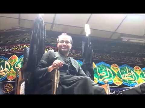 Maulana Qambar Ali Rizvi 2nd Safar Birmingham (UK)