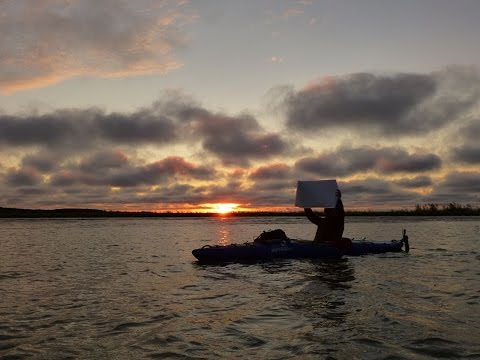 Mayhem on the Mackenzie: Inuvik to Tuktoyaktuk 2014 - with outtakes.