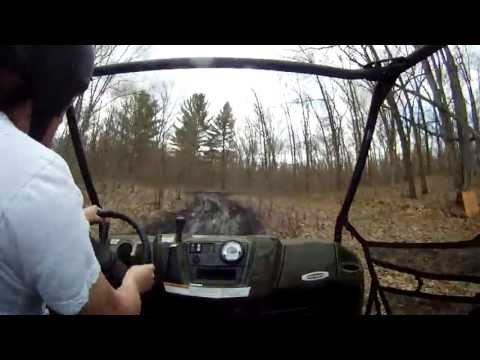Going Hard on 13' Polaris Ranger 800 EFI