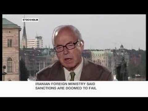Blix says Iran situation reminiscent of Iraq - 27 Oct 07