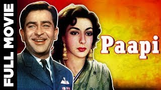 Paapi - Paapi│Full Hindi Movie│Raj Kapoor, Nargis