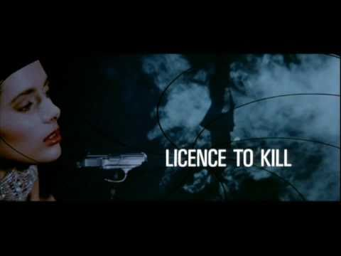 License to Kill is listed (or ranked) 6 on the list The Best James Bond Movie Theme Songs