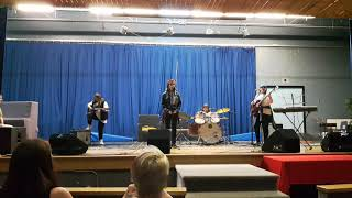 """Broken Minutes - """"Out of this Town"""" - Girls Rock Camp"""