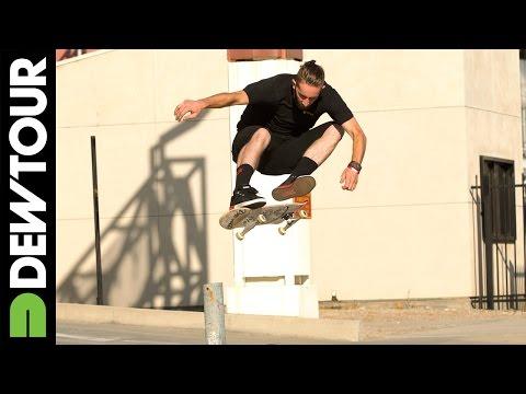 Garrett Hill Pop Shove-It Trick Breakdown, 2014 Dew Tour Toyota City Championships Portland, Oregon