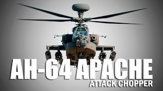 ★║AH-64 Apache Attack Helicopter║★