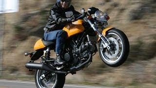 2007 Ducati Sport 1000 First Ride - MotoUSA