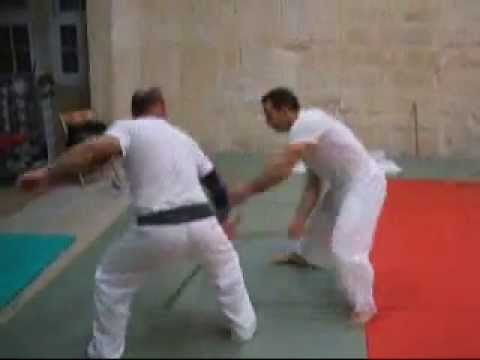 BUSHIDO JUJITSU ACADEMY MALTA STICK FIGHTING DRILLS  TECHNIQUES.WMV Image 1