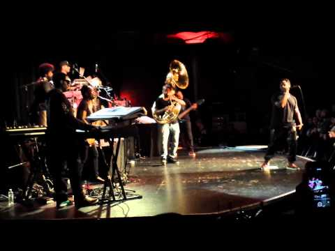 The Roots - Showbox at The Market