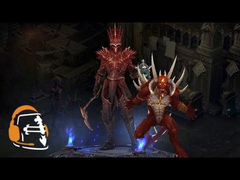 Diablo 3: лучшие билды для некроманта: Траг'Ул