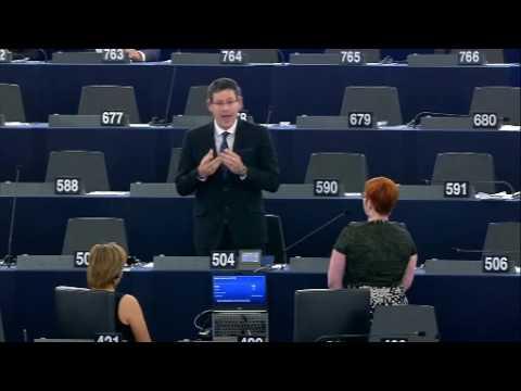Képviselői felszólalás - 2016.09.13. Strasbourg