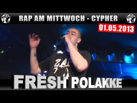 RAP AM MITTWOCH - 01.05.13 Die Cypher (1/5)