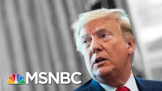 Trump Says He Doesn't Need Congress To Okay Military Action Against Iran | The 11th Hour | MSNBC