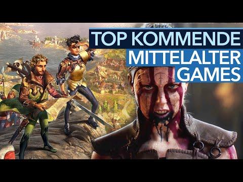 Die besten Mittelalter-Spiele 2021 - Zurück in die beste Epoche der Welt