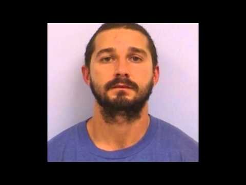 Shia LaBeouf Arrested For Public Intoxication In Austin, Texas (PICS)