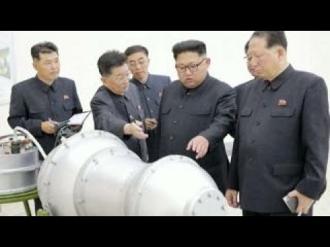 North Korea claims to have developed a hydrogen bomb