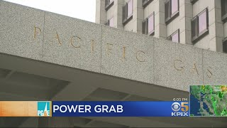 PG&E Bankruptcy News May Set Stage For Power Grab
