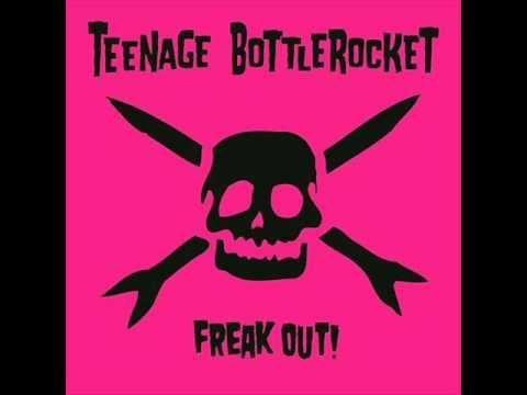 Teenage Bottlerocket - Necrocomicon