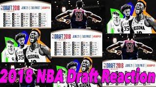 NBA Draft Reaction | LIVE | Strong Arm Sports Quick Set