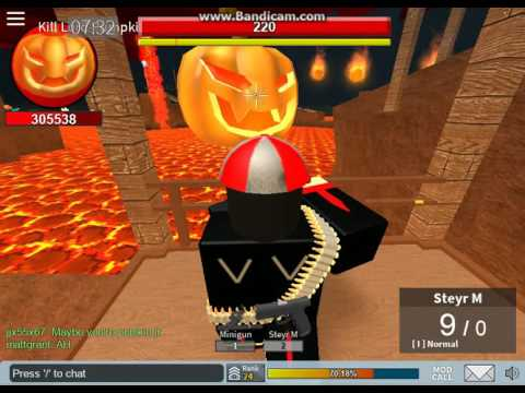R2DA Lord Pumpkin Jr. 2016 (Roblox)