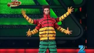Crocroach Raghav (slow motion king).......................superb dance