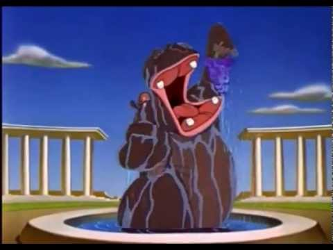 FANTASIA - Hyacinth Hippo & her servants