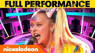 JoJo Siwa Performs Her NEW Song 'Bop' on All That! 👩‍🎤 | Nick