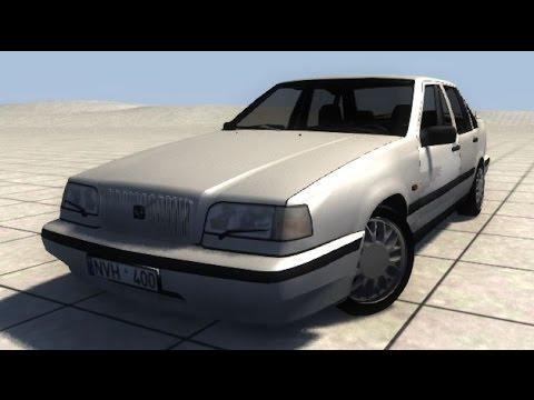 Volvo 850 Crashtest BeamNG.drive + downloadlink