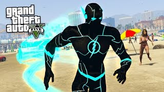 THE FUTURE FLASH!! (GTA 5 Mods)