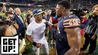 Week 2 Monday Night Football breakdown: Bears' pass rush too much for Seahawks | Get Up! | ESPN
