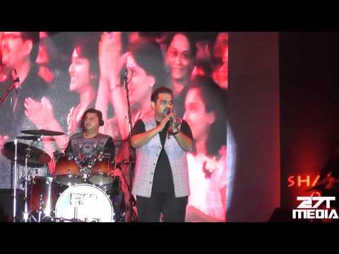 Shankar Mahadevan Breathless at AURA 2015 GIT