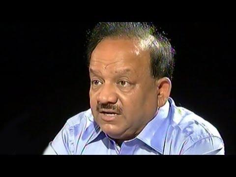 Seedhi Baat - Seedhi Baat: Dr. Harsh Vardhan