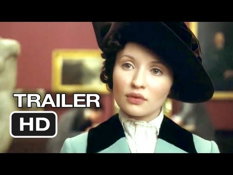 Summer In February Official Trailer #1 (2013) - Dominic Cooper, Emily Browning Movie HD