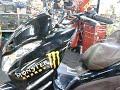 ホンダ PCX125 フロントマスク ビームスマフラー 125CC ブラック     バイク買取MCG福岡