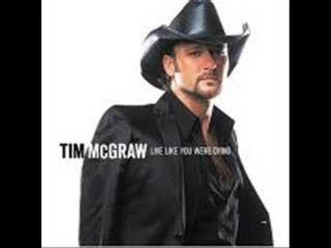 Tim Mcgraw - Back When